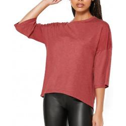 Abbigliamento Donna T-shirt maniche corte Jacqueline De Yong 15210907 Rosso