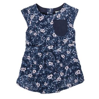 Abbigliamento Bambina Tuta jumpsuit / Salopette Ikks XS33010-48 Marine