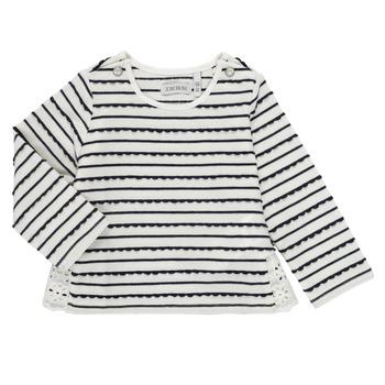 Abbigliamento Bambina T-shirts a maniche lunghe Ikks XS10040-19 Multicolore