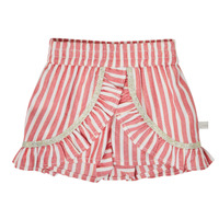 Abbigliamento Bambina Shorts / Bermuda Ikks XS26000-35 Rosso