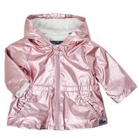 Abbigliamento Bambina Parka Ikks XS42010-31 Rosa
