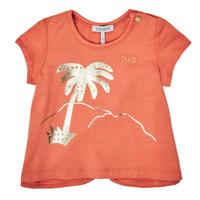 Abbigliamento Bambina T-shirt maniche corte Ikks XS10080-67 Arancio