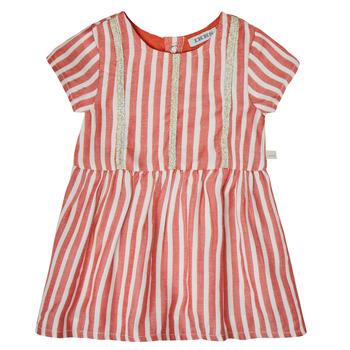 Abbigliamento Bambina Abiti corti Ikks XS30000-35 Rosso