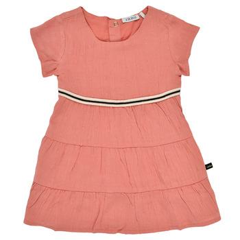 Abbigliamento Bambina Abiti corti Ikks XS30090-67 Arancio