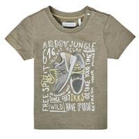 Abbigliamento Bambino T-shirt maniche corte Ikks XS10141-57 Kaki