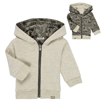 Abbigliamento Bambino Felpe Ikks XS17041-15 Bianco