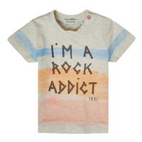 Abbigliamento Bambino T-shirt maniche corte Ikks XS10061-60 Multicolore