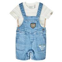 Abbigliamento Bambino Tuta jumpsuit / Salopette Ikks XS37011-84 Blu