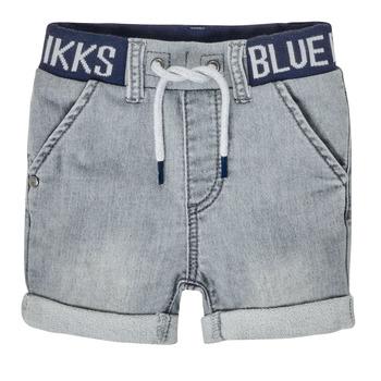 Abbigliamento Bambino Shorts / Bermuda Ikks XS25011-94 Grigio