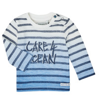 Abbigliamento Bambino T-shirts a maniche lunghe Ikks XS10001-19 Multicolore