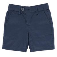 Abbigliamento Bambino Shorts / Bermuda Ikks XS25021-45 Marine