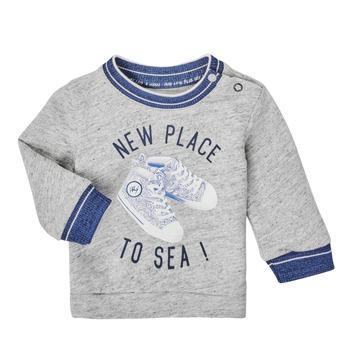 Abbigliamento Bambino Felpe Ikks XS15001-24 Grigio