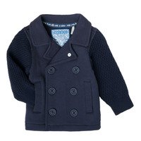 Abbigliamento Bambino Gilet / Cardigan Ikks XS17001-48 Marine