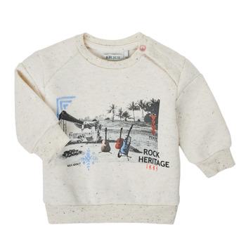 Abbigliamento Bambino Felpe Ikks XS15011-60 Bianco