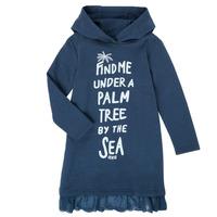 Abbigliamento Bambina Abiti corti Ikks XS30092-48-J Marine