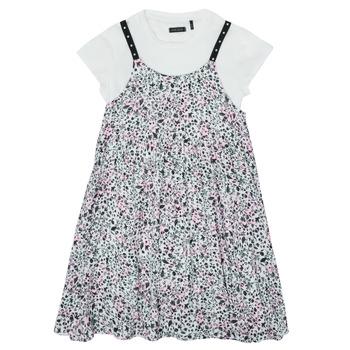 Abbigliamento Bambina Abiti corti Ikks XS30182-19-C Multicolore