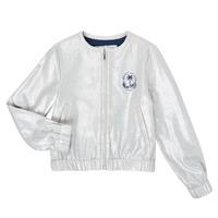 Abbigliamento Bambina Giacche / Blazer Ikks XS17042-18-C Argento