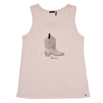 Abbigliamento Bambina Top / T-shirt senza maniche Ikks XS10302-31-J Rosa