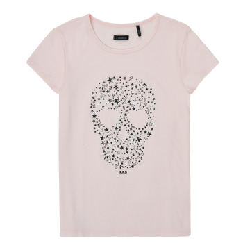 Abbigliamento Bambina T-shirt maniche corte Ikks XS10492-31-J Rosa