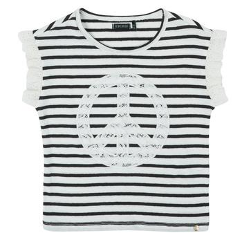 Abbigliamento Bambina T-shirt maniche corte Ikks XS10022-19-C Multicolore