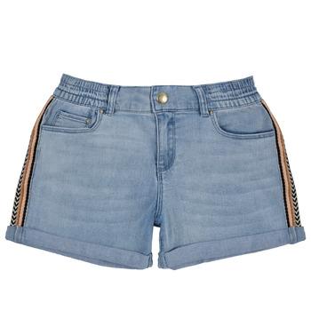 Abbigliamento Bambina Shorts / Bermuda Ikks XS26002-84-C Blu
