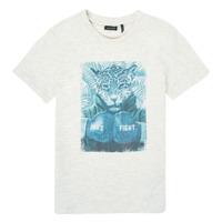 Abbigliamento Bambino T-shirt maniche corte Ikks XS10183-22-C Bianco