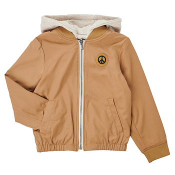 Abbigliamento Bambino Giubbotti Ikks XS41063-64-C Beige