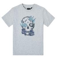 Abbigliamento Bambino T-shirt maniche corte Ikks XS10243-21-C Grigio
