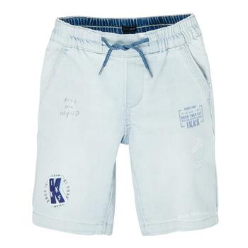Abbigliamento Bambino Shorts / Bermuda Ikks XS25223-82-C Blu