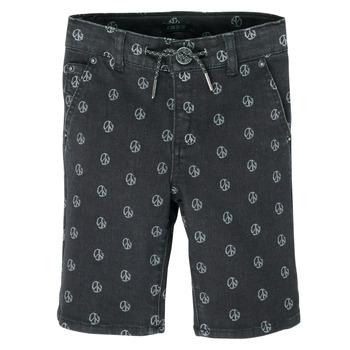 Abbigliamento Bambino Shorts / Bermuda Ikks XS25063-02-C Nero