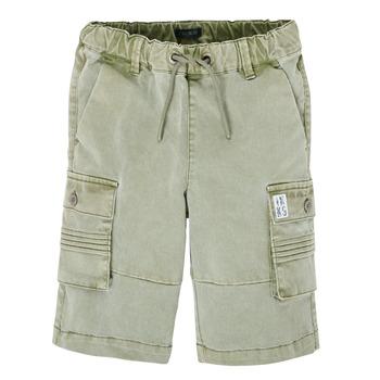Abbigliamento Bambino Shorts / Bermuda Ikks XS25153-57-C Kaki