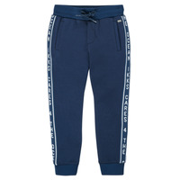 Abbigliamento Bambino Pantaloni da tuta Ikks XS23003-48-C Marine
