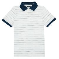 Abbigliamento Bambino Polo maniche corte Ikks XS11003-19-C Multicolore