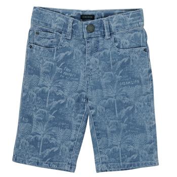 Abbigliamento Bambino Shorts / Bermuda Ikks XS25253-82-C Blu