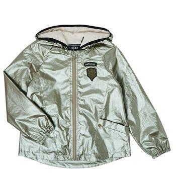 Abbigliamento Bambina Giubbotti Ikks XS41042-57-C Oro