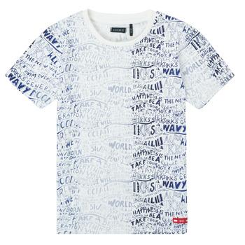 Abbigliamento Bambino T-shirt maniche corte Ikks XS10063-19-J Multicolore