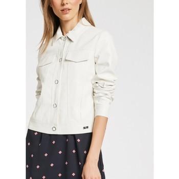 Abbigliamento Donna Giacche Gaudi' ATRMPN-23253 Bianco