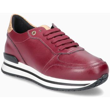 Scarpe Donna Sneakers Prima Classe  VINO