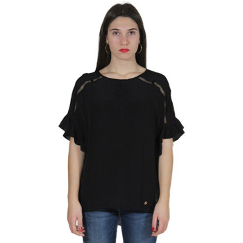 Abbigliamento Donna Camicie Gaudi' ATRMPN-23272 Nero