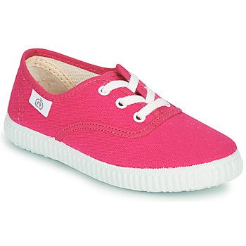 Scarpe Bambina Sneakers basse Citrouille et Compagnie KIPPI BOU Rosa