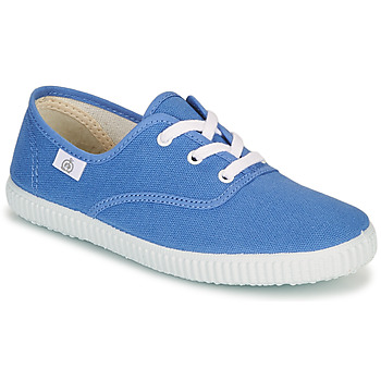 Scarpe Unisex bambino Sneakers basse Citrouille et Compagnie KIPPI BOU Blu