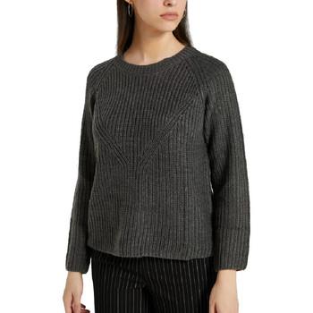 Abbigliamento Donna Maglioni Jacqueline De Yong 15215954 Grigio