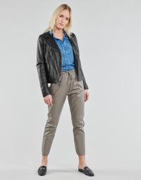 Abbigliamento Donna Pantaloni 5 tasche Oakwood GIFT Grigio