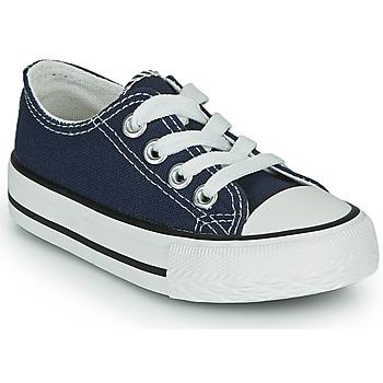 Scarpe Unisex bambino Sneakers basse Citrouille et Compagnie OTAL Marine