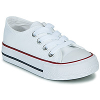 Scarpe Unisex bambino Sneakers basse Citrouille et Compagnie OTAL Bianco