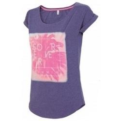 Abbigliamento Donna T-shirt maniche corte 4F Womens viola