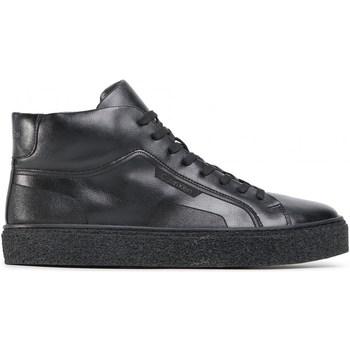 Scarpe Uomo Sneakers alte Calvin Klein Shoes b4f2247 Alte Uomo Nero Nero