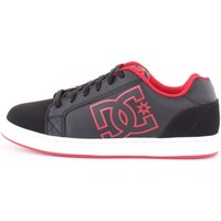 Scarpe Uomo Sneakers basse DC Shoes adys100021-dc-shoes-serial-graffik Blr-nero-rosso