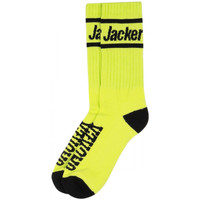 Accessori Uomo Calzini Jacker After logo socks Verde