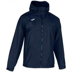 Abbigliamento Uomo giacca a vento Joma Giacca  Antipioggia  Pile Interno Cervino Blu Blu
